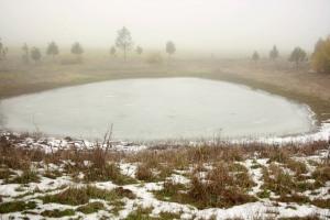 Upper Pond Winter