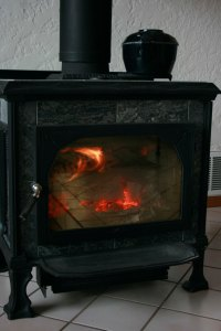 March 2014-Wood Stove